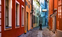 Riga: Trokšņu iela
