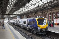 NW_312 (Stuart's Transport) Tags: northern dmu diesel preston train uk lancashire class195 195121