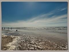 Auflaufend Wasser-Langeoog (Jürgen von Riegen) Tags: langeoog deutschland ostfriesland insel landschaft wasser strand wolken island landscape water beach clouds germany lumix lumixg9 mirrorless micro43 fourthirds