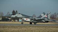 MiG-29A (kamil_olszowy) Tags: mig29a fighter fulcrum 912a siły powietrzne rp epmb królewo malborskie 22blt 65 polish air force миг29а ввс польши