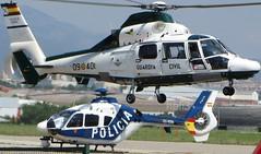 Cuco 401 / Angel 24 (heli3_2019) Tags: dauphin eurocopter as365 barcelona bcn aerospatiale n3 2 ec135