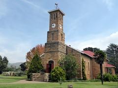 Nederduitse Gereformeerde Kerk (Proteus_XYZ) Tags: southafrica freestate karoo clarens nederduitsegereformeerdekerk