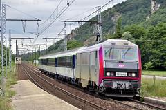 Train spécial Paris - St Gervais (Alexoum) Tags: sncf train spécial couchettes bb26000 torcieu ain rhone alpes france paris saint gervais