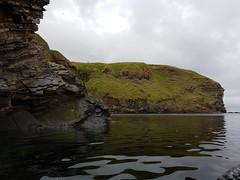 Coastline north of Latheronwheel (Shandchem) Tags: sea kayaking latheronwheel caithness