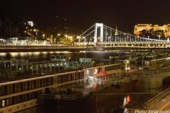 Hajó - Ship (atillaszabi@gmail.com) Tags: hajó ship duna danube erzsébethíd budapest hungary magyarország night longexposure manuallens helios44m4 minitripoid
