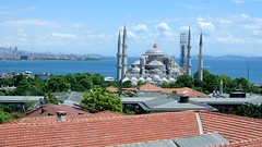 Sultanahmet Mosque in Istanbul (C McCann) Tags: sultanahmet mosque istanbul turkey turkiye