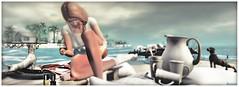 ► ﹌Moments on the beach.﹌ ◄ (яσχααηє♛MISS V♛ FRANCE 2018) Tags: ebanoposes anthem nutmeg minahair tlchomecollection bajanorte avatar art artistic events roxaanefyanucci unikevent topmodel poses photographer posemaker photography models marketplace lesclairsdelunedesecondlife lesclairsdelunederoxaane girl fashion flickr france firestorm fashiontrend fashionable fashionindustry fashionista fashionstyle designers secondlife sl slfashionblogger shopping style virtual blog blogger blogging bloggers bento