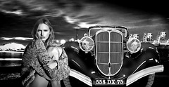 (horlo) Tags: portrait bw blackandwhite noiretblanc film movies cinema actress nb wallpaper fonddécran glamour actrice monochrome romeestrijd woman femme collage