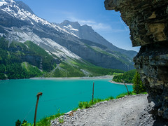 20190626 134337 Bärentrek (58 von 76) (chrhuber) Tags: 2019 6tag alpen bern bärentrek oeschinensee oeschinenseerundweg schweiz urlaub viaalpina wandern wandertour kandersteg kantonbern