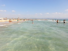 Rated the 4th best beach in the Middle East by Nat Geo. Tyr Beach in Lebanon