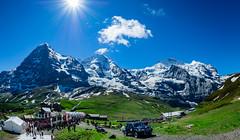 20190623 105015 Bärentrek (24 von 76) (chrhuber) Tags: 2019 3tag alpen alpiglenmürren bern bärentrek schweiz urlaub viaalpina wandern wandertour wengenbe kantonbern