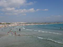 Tyr public beach.