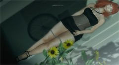 Love Me Anyway (tarja.haven) Tags: unik sg genetic lop dress avaway mina minahair shoes heels backdrop backdropposes garter maitreyagarter hair meshhair meshjewellery meshring braceletrings photography photo pixelart tarjahaven event avatar sl secondlife digitalart virtual fashion