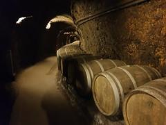 The cellars of Ksara Winery.