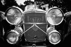 Jaguar SS (RichardK2019) Tags: stoneguards grill contrast monochrome q leicaq ss jaguar classicauto