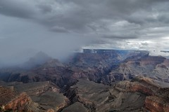 Grand Canyon Storm (Ian_Boys) Tags: grand canyon arizona az usa storm clouds