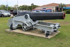 Cannon, Patriots Point (MJRGoblin) Tags: mountpleasant southcarolina 2019 charlestoncounty patriotspointnavalmaritimemuseum