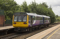 142067 (Lucas31 Transport Photography) Tags: trains railway class142 pacer