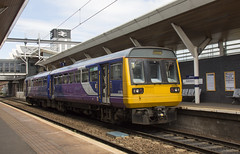 142087 (Lucas31 Transport Photography) Tags: trains railway class142 pacer