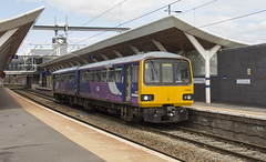 144004 (Lucas31 Transport Photography) Tags: trains railway class144 northern pacer