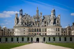 chambord 20 donjon central (gilles207) Tags: 45 chambord chateau castle renaissance françois1er canon 5d3 nag chateaudelaloire