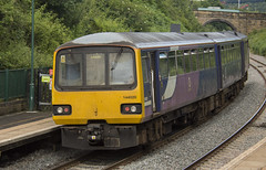 144020 (Lucas31 Transport Photography) Tags: trains railway class144 northern pacer