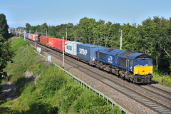 66428-Moore-6.7.19_ (shaunnie0) Tags: 66428 intermodal moore class66 drs directrailservices 4z41 dred generalmotors gm wcml