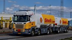 BG84214 (18.08.21, Østhavnsvej, Oliehavnsvej)DSC_8871_Balancer (Lav Ulv) Tags: 259188 scania scaniagseries gseries g450 highline 8x26 euro6 e6 fjelleradtransport leolaustsen shell danskshell rigid tanker trailer tankvogn tanktruck tankwagen 2016 portofaarhus østhavnsvej truck truckphoto truckspotter traffic trafik verkehr cabover street road strasse vej commercialvehicles erhvervskøretøjer danmark denmark dänemark danishhauliers danskefirmaer danskevognmænd vehicle køretøj aarhus lkw lastbil lastvogn camion vehicule coe danemark danimarca lorry autocarra danoise vrachtwagen