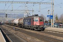 SBB Re 6/6 620 061 Liestal (daveymills37886) Tags: sbb re 66 620 061 liestal 11661 baureihe cargo