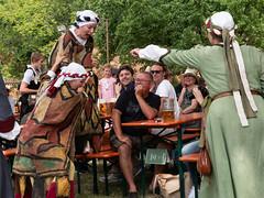 Castle Festival Landshut 2019 / Burgfest Landshut 2019 (berndkru) Tags: kamera leicadg1260f2840 objektiv panasonicdcg9 landshut landshuterhochzeit burgfest castlefestival burg castle trausnitz festival historisch historical