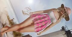 💋 LOOK # 354 (Ana Clara Giordano) Tags: safira amarabeauty thelevelevent iconic genusproject belleza truth ascendant beach bestmoments bajanorte secondlife hotgirls sexygirls firestorm bajashore