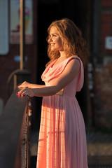 Irina (bartlomiej.chodyna) Tags: portret model posing girl woman lady walk downtown bydgoszcz nikon tamron shadow light summer sunrise beauty fashion hair face morning photo photosession photography