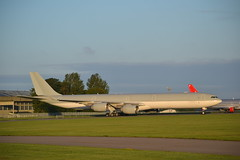Retired Airbus (Gerry Rudman) Tags: airbus a340600 qatar kemble cotswold a2 agc 2agcc