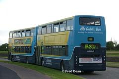 Dublin Bus AV263/387 (02D20263/04D20397). (Fred Dean Jnr) Tags: busathacliath waterford dublinbus dbrook volvo b7tl alexander alx400 av263 av387 02d20263 04d20397 idabusinessparkwaterford july2005 dublinbusyellowbluelivery transbus waterfordtallships2005 tallshipsparkride