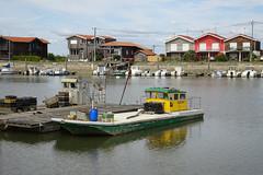 Bassin d'Arcachon (pictopix) Tags: arcachon bassin bassindarcachon huitres mer élevage ostréïcole port darcachon