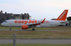 G-EZWP (Harvey's Aviation Images) Tags: gezwp airbus a320 easyjet 5927 egns iom ronaldsway airport isleofman