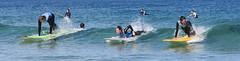 Cap-Breton (pictopix) Tags: capbreton basque littoral mer paysbasque surf vague sport vitesse planche