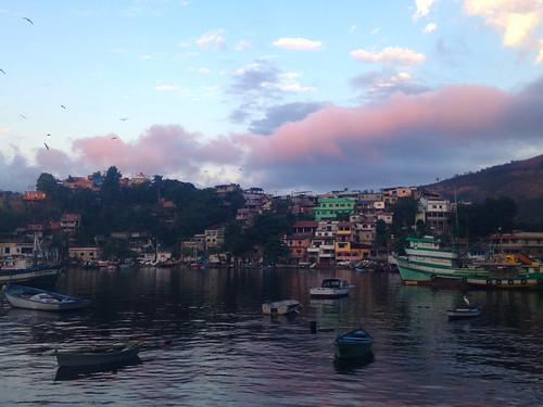 Fishing Town in Brazil
