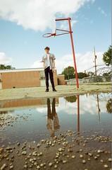 Reflections (Jennaasucks) Tags: nikonfe nikonfilm nikon 28mmlens cinestil50d cinestil filmphotography film filmisnotdead