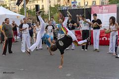 Capoeira Canigó al Girona en Moviment