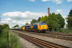 50007 50049 (Shed seven) Tags: gbrf 50007 50049 charter 50alliance claymills railtour locohauled