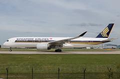SQ A350 9V-SMO 2 (Spenair777) Tags:
