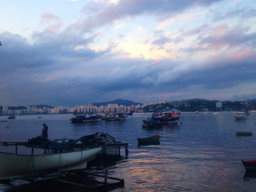 Fishing Town in Niteroi
