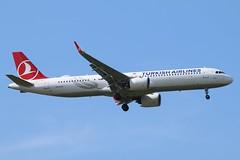 TC-LSB - LGW (B747GAL) Tags: turkish airlines airbus a321271nx lgw gatwick egkk tclsb