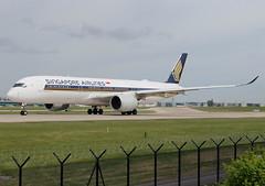 SQ A350 9V-SMO (Spenair777) Tags: