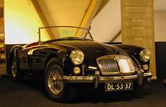 1961 MG MGA (rvandermaar) Tags: 1961 mg mga a sidecode1 import dl5337