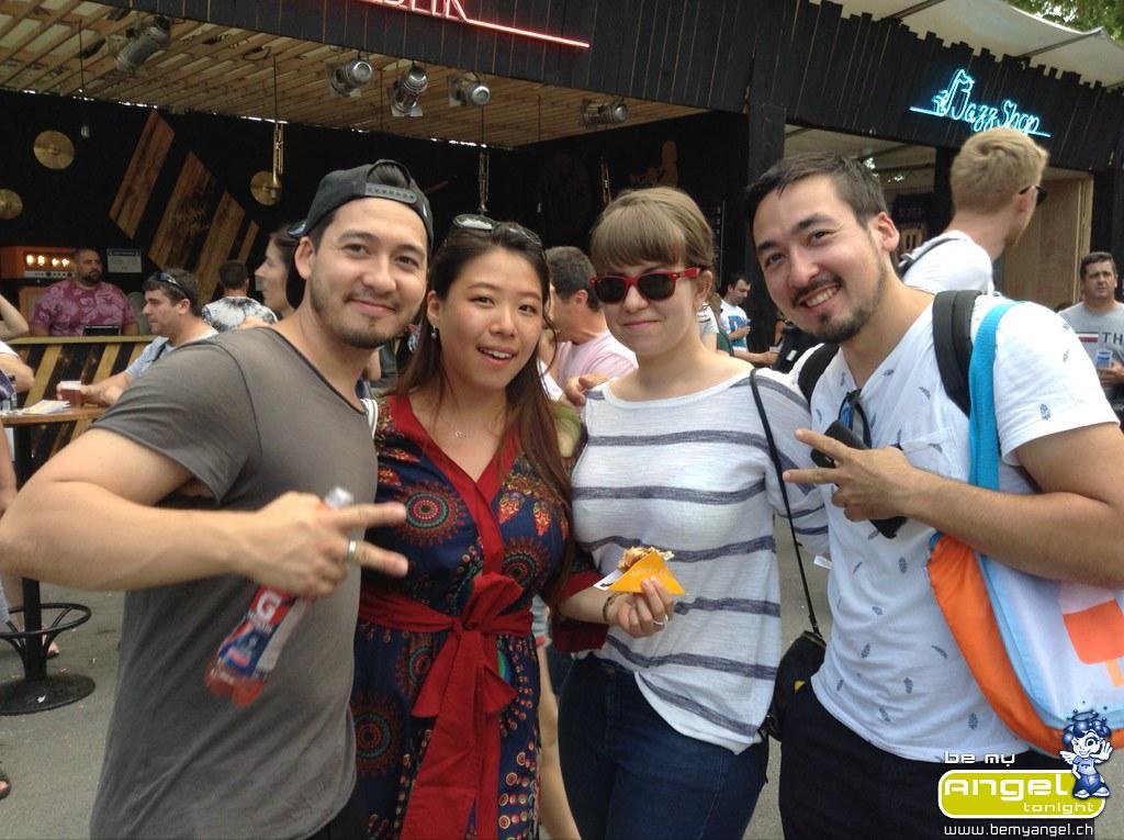Montreux Jazz Festival - Dimanche 7 Juillet 2019