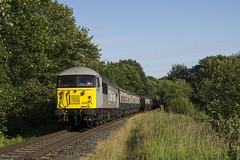 56091 1Z01 (DM47744) Tags: class 56 56091 1z01 train trains elr east lancashire railway dcr grid dc railfreight grey loco preserved traction railways railroad rail locomotive transport rails nikon d3100