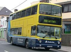 Dublin Bus AV391 (04D20391). (Fred Dean Jnr) Tags: dublinbus dbrook volvo b7tl transbus alx400 av391 04d20391 parnellstreetwaterford july2005 busathacliath dublinbusyellowbluelivery waterfordtallships