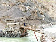 Tajikistan, bridge